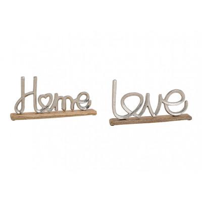 Espositore Logo Home, Love Metal on Ma