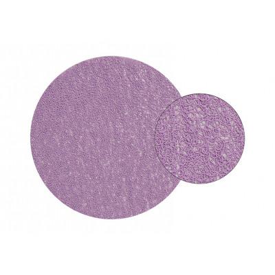 Tovaglietta in plastica viola, 38 centimetri