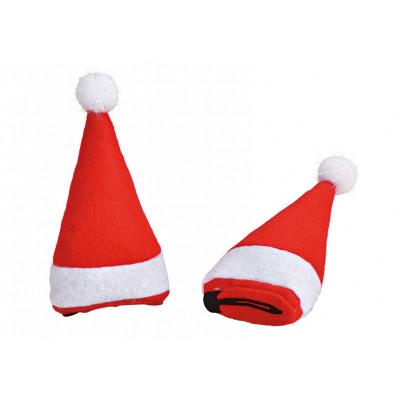 Cappello da Babbo Natale con forcina in feltro Ros