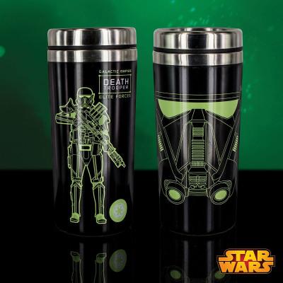 Travel Mug Death Trooper Star Wars