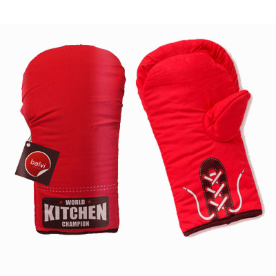 Oven Glove Boxing