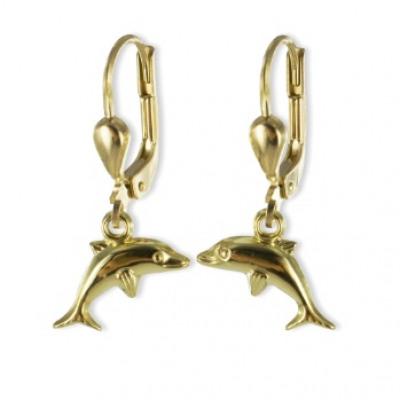 Earrings Dolphin 333