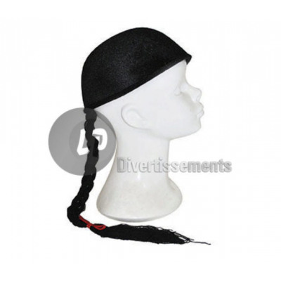 c2cdba31f Chinese hat with black braid from wholesale and import