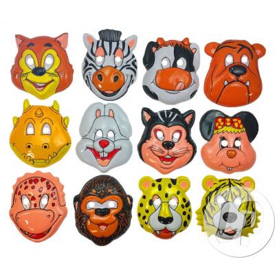 mask shell animals CHILD mix-6