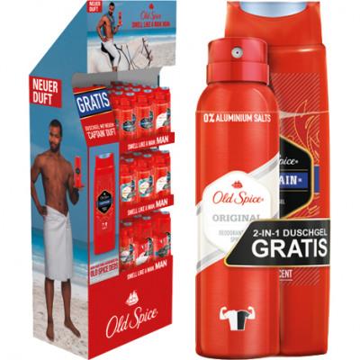 Old Spice Deodorant Spray 150ml / Deodorante 50ml