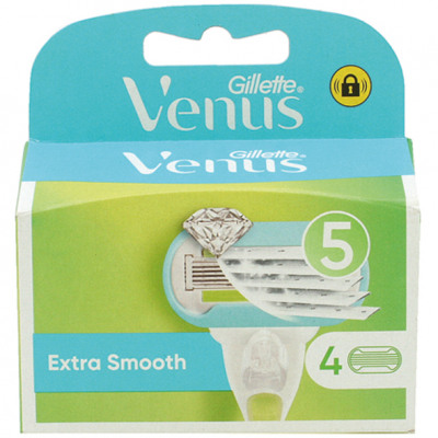 Gillette Women Venus Extra Smooth 4 ostrza