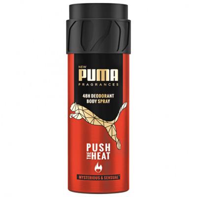 Puma Bodyspray 150ml Push The Heat