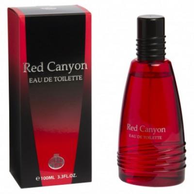 EAU DE TOILETTE RED CANYON
