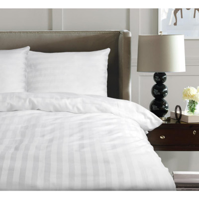 Hotel duvet cover 140 x 240 White