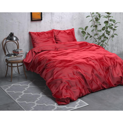 Beauty Skin Care duvet cover Red 240 x 220 Red
