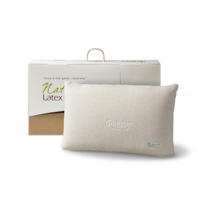 Natural Latex Classic Pillow Cream 62 x 40 x 14 Cr