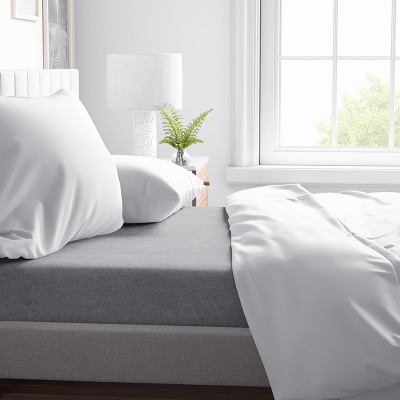 Bed Sheet flannel 150g. Gray 150 x 250 Gray