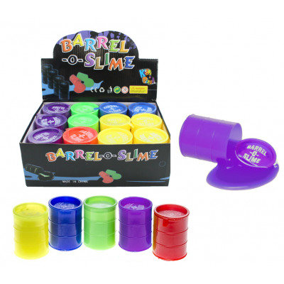 Slime color assorted about 8 x 5.5 cm New