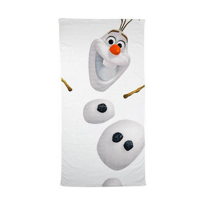 Disney frozen bath towel 150x75cm