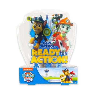 Paw Patrol Stationary set 15 pieces 25x31cm