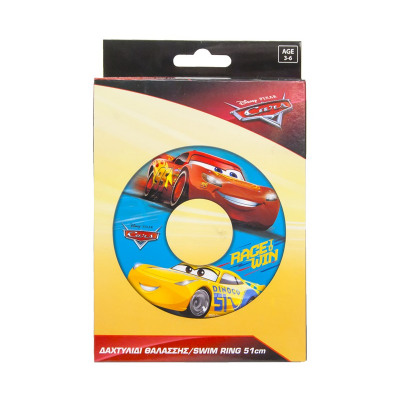 Disney Cars Swimming ring 51 cm