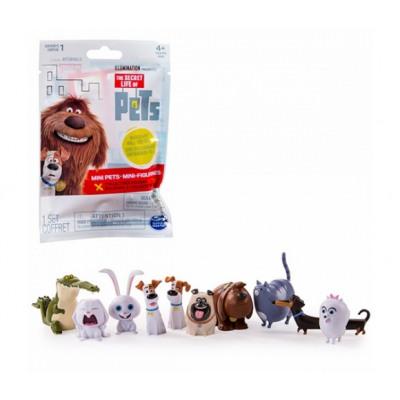 Secret Life of Pets Figurines assorted 3cm