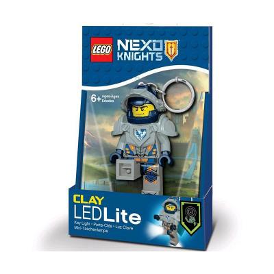 LEGO Nexo Knights Mini LED flashlight with key rin