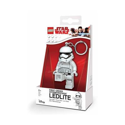 LEGO Star Wars Mini LED flashlight with keychain
