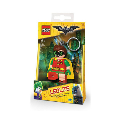 LEGO The Batman Movie Mini LED torch with key