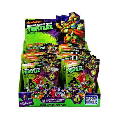 Mega Bloks Ninja Turtles Blindsack Serie 2 in disp