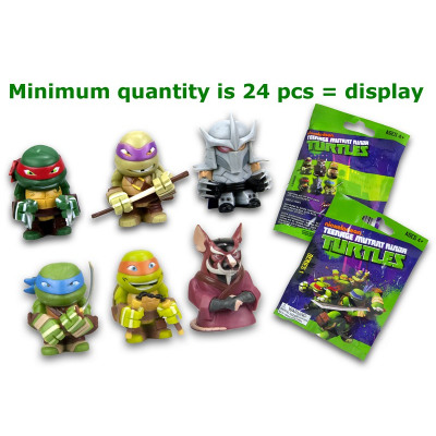Blindpack Teenage Mutant Ninja Turtles figure 6 sh