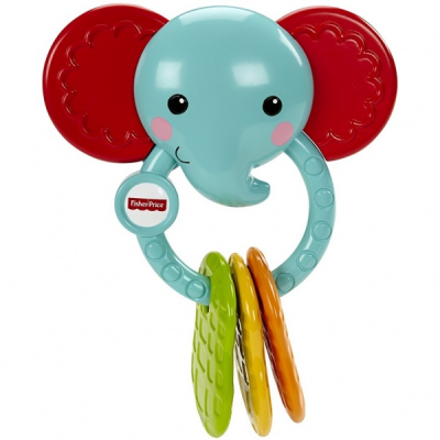 Fisher Price Teether Elephant
