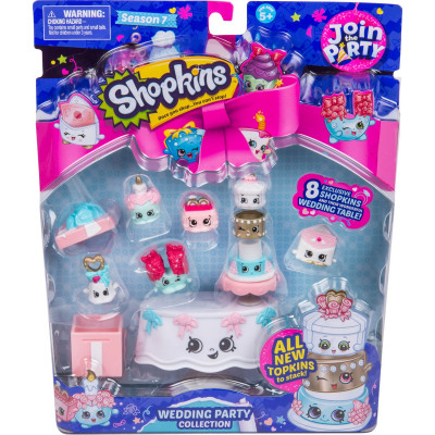 Shopkins Party Blister de Luxe