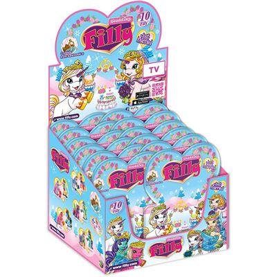 Filly Wedding Collectables in Blindbag assorted 48