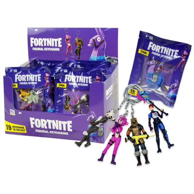 Fortnite Keychain 24 assorted