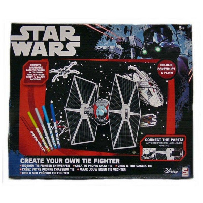 Star Wars Roque Create your own Tie Fighter 25x30c