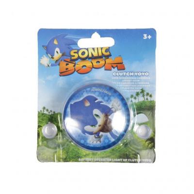 Sonic Boom JoJo 4-es fénnyel válogatott