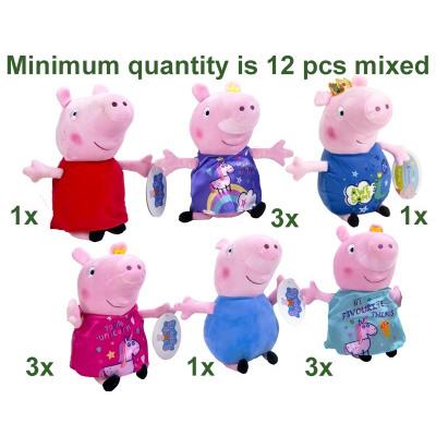Peppa Pig Plush Pig Its Magic S3 5 assorted 28cm