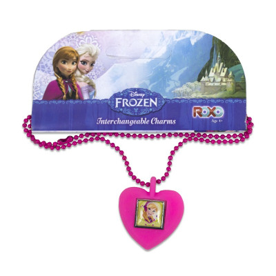 Disneyfrozen Neck chain with replaceable Charms An