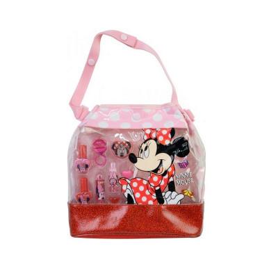 DisneyMinnie Mouse Beauty Handbag with lipstick