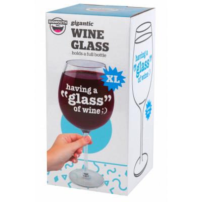 Bigmouth Wine Glass XL 750ml 14x29cm