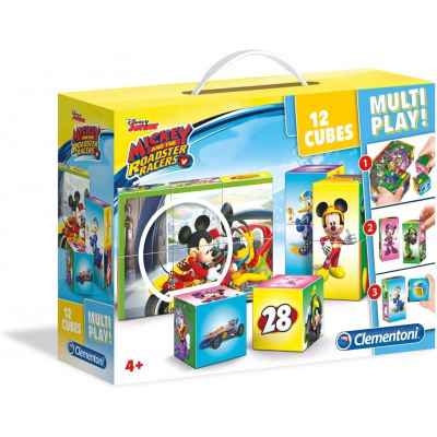 Clementoni Disney Junior Mickey e la Roadster R