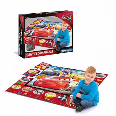 Clementoni DisneyCars 3 Floor puzzle
