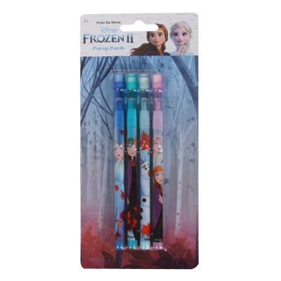 Disneyfrozen 2 Pop Up Pencils 4-Pack