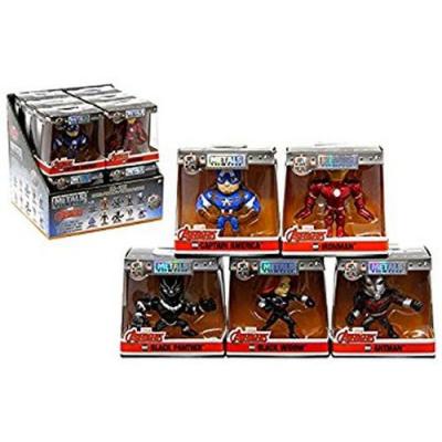 Wunder Avengers Metallfiguren sortiert 8x8,5 cm