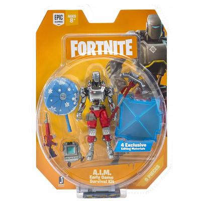 Fortnite Figure The Visitor Early Game Survival Ki