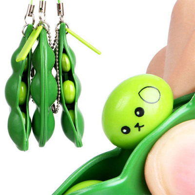 magic fidget Green Beans 7cm
