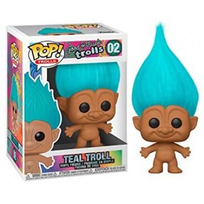 DOLL! Trolls Teal Troll