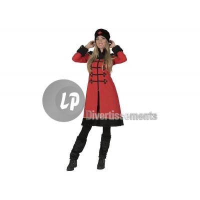 Costume cosacco donna nuova taglia XL