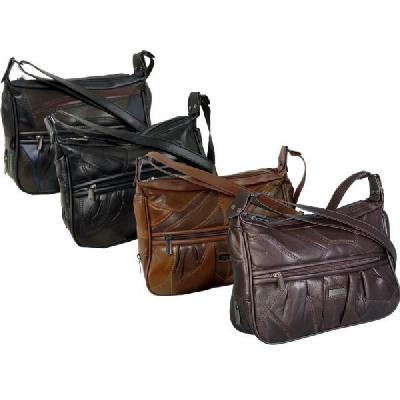 Women's handbag purse bag leather