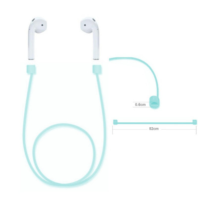 Colorfone Headset Strap for AirPods Blue