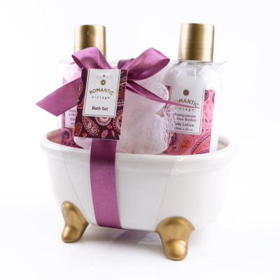 Bath Set Romantic Vintage From Wholesale And Import