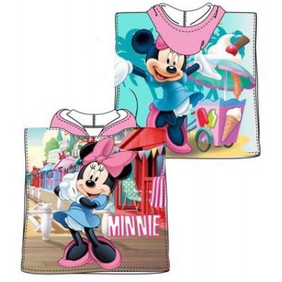 Grossiste Serviette De Plage Disney.Serviette De Plage Disney Minnie Poncho 50 100cm Du