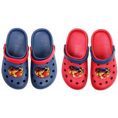 bien gros en ligne large choix de designs Miraculous Ladybug kid pantoufles sabot du grossiste et import