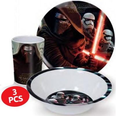 Tableware melamine sets of Star Wars  sc 1 st  Zentrada & Tableware melamine sets of Star Wars from wholesale and import